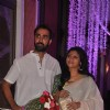 ranvir Shorey with Konkona Sen Sharma at Sunidhi Chauhan and Hitesh Sonik Wedding Reception Ceremony