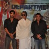 Rana Daggubati, Amitabh Bachchan and Sanjay Dutt at 'Department' film press meet