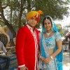 Vijay and Unnati on Dekha Ek Khwaab sets