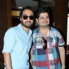 Celebrity photographer Dabboo Ratnani at the inauguration of Sanjeev Chadha's Red Gym