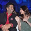 Karan Johar and Sonali Bendre at Lonely Planet Magazine Awards