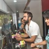 Ranvir Shorey and Gul Panag at Fatso stars sell tickets at PVR
