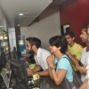 Rajat Kapoor, Ranvir Shorey and Gul Panag at Fatso stars sell tickets at PVR