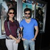 Emraan Hashmi and Esha Gupta promote 'Jannat 2' at Gaiety Theater