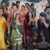 Wedding celebration on sets of Sajda Tere Pyaar Mein