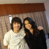 Sneha and Shantanu celebrating one year of SwaRon in Dil, Dosti Dance