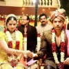 Gurmeet & Kratika on the Sets of Punar Vivaah