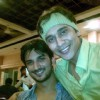 Sushant Singh Rajput and Anurag Sharma