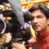 Sushant Singh Rajput On The Sets Of Pavitra Rishta