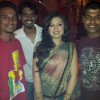 Drashti Dhami with her fans