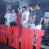 Mukesh Bhatt, Esha Gupta and Emraan Hashmi at Jannat 2 success party at JW Marriot