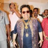 Bappi Lahiri at Mahurat of film Main Aur Mr. Riight