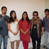 Shenaz Treasurywala, Bappi Lahiri, Barun Sobti at Mhurat of film Main Aur Mr. Riight
