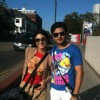 Jay Soni & Ragini Khanna in London
