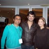 Ankita Lokhande, Sushant Singh Rajput With Event Manager At South Africa Concert