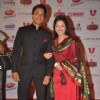 Ankita Lokhande, Mahesh Shetty At Global Indian Film And Television Honour Red Carpet
