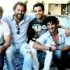 Sushant Singh Rajput, Abhishek Kapoor, Amit Sadh, Raj Kumar Yadav At The First Press Conference Of Kai Po Che | Kai Po Che! Photo Gallery