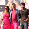 Promotions of movie 'Rowdy Rathore'