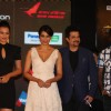 Sonakshi Sinha, Bipasha Basu, Anil Kapoor and Prabhu Deva at IIFA Awards 2012