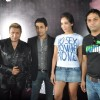 Taz, Teenu Arora, Sofia Hayat and Prashant Shirsat at Teenu Arora's album 'Dreams' launch