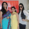 Rupali Suri,Urvee Adhikaari and Smita Bansal at Urvee Adhikaari's new collection for Canvas-Summer