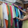 Smita Bansal at Urvee Adhikaari's new collection for Canvas-Summer shopping bazaar