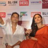Sujoy Ghosh and Vidya Balan at Kahaani DVD launch