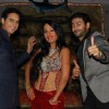Navi, Waseem and Kashmira