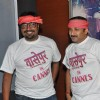 ANurag Kashyap and Manoj Tiwari at Gangs Of Wasseypur Media Meet