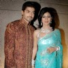 Debina and Gurmeet in a party