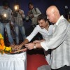 Kawal Sharma and Rakesh Roshan at Mahurat of movie Delhi Eye at Filmistan Studios
