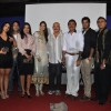 Mansi Pritam, Dimple Patel, Roop Bhatia, Rakesh Roshan, Rakesh Bedi at Mahurat of movie Delhi Eye