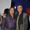 Rakesh Bedi and Rajit Kapoor at Mahurat of movie Delhi Eye at Filmistan Studios