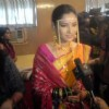 Ankita Lokhande Giving Interview