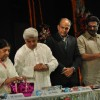 Lata Mangeshkar, Javed Aktar, Ashutosh Gowariker at Javed Akhtar's first book �Tarkash� launch