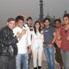 Jennifer Winget and other cast members of Love Kiya aur lag gayee in Delhi