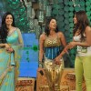 Sridevi, Shweta Tiwari and Priyanka Chopra at NDTV Greeenathon at Yash Raj Studios