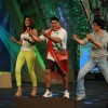 Priyanka Chopra, Sajid Khan and Shahrukh Khan at NDTV Greeenathon at Yash Raj Studios