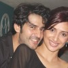 Hiten Tejwani and Gauri Pradhan at Barcode Launch