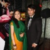 Vivian Dsena and Drashti Dhami at COLORS Channel new show Madhubala...Ek Ishq, Ek Junoon premiere