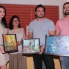 Nandita Desai's art auction by actor Sohail Khan