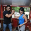 Rashaana Shah Fitness workout with Trainer Satish Naidu
