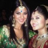 Jennifer Winget and Tapeshwari Sharma