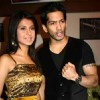 Jennifer Winget and Amit Tandon