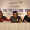 Vivek Oberoi at World No Tobacco Day 2012
