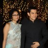 Aamir Khan with wife Kiran Rao at Karan Johar's 40th Birthday Party