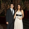 Ronit Roy with wife Neelam Singh Roy at Karan Johar's 40th Birthday Party