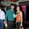 Hiten and Gauri at Dangerous Ishq Premiere PVR