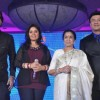 Salim Merchant, Sunidhi Chauhan, Asha Bhosle & Anu Malik at Launch of sixth season of Indian Idol