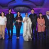 Salim, Sunidhi, Asha Bhosle, Anu Malik, Mini & Hussain at Launch of sixth season of Indian Idol